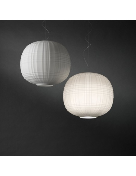 Suspension Tartan Foscarini