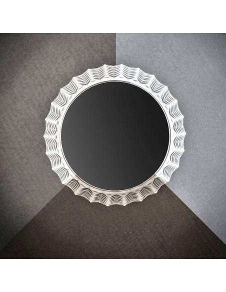 Lampe à poser Valentina détail vue de dessus de Studio Italia Design