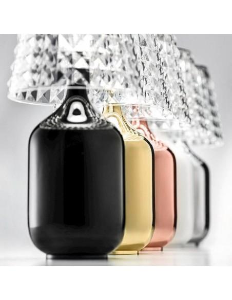 Lampe à poser Valentina collection détails de Studio Italia Design
