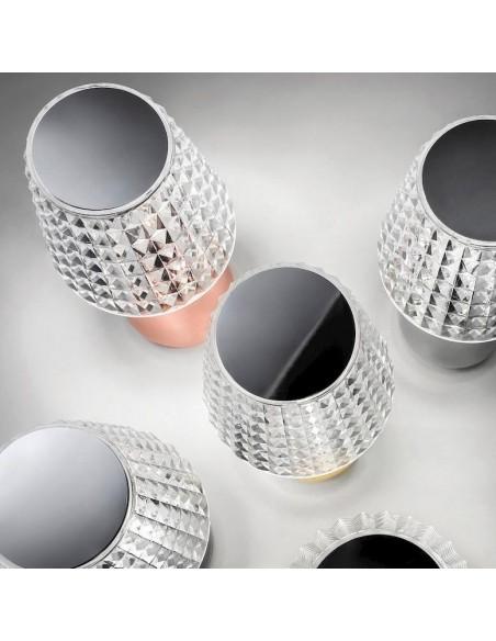 Détails Lampe à poser Valentina de Studio Italia Design