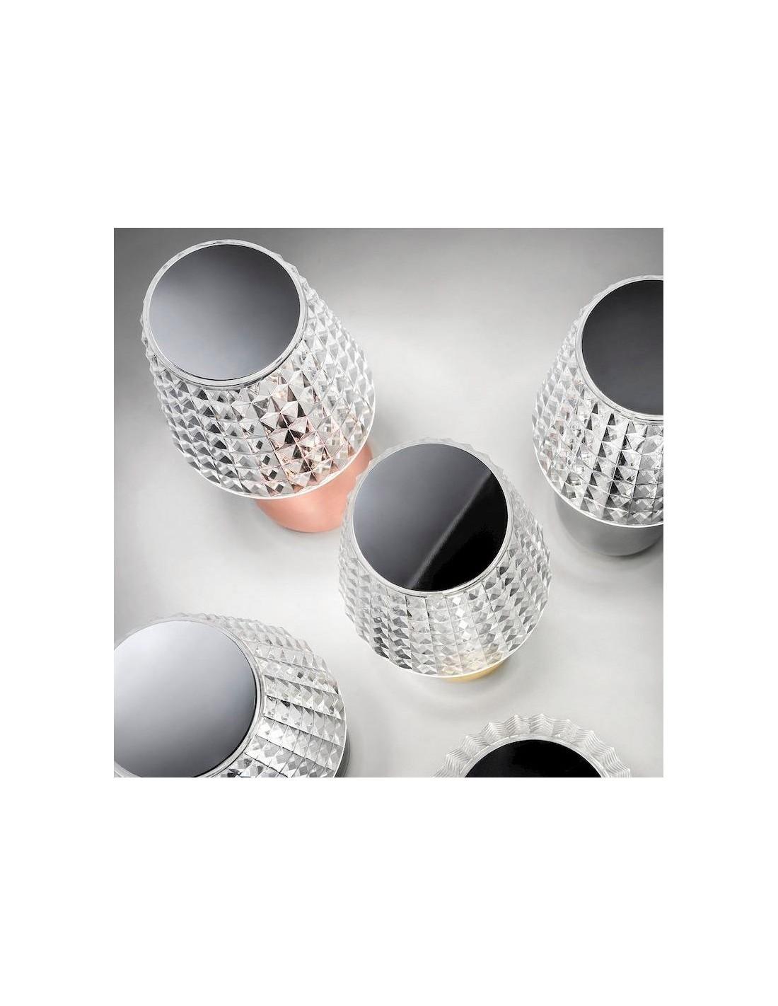 lampe poser valentina collection vue de dessus de studio italia design. Black Bedroom Furniture Sets. Home Design Ideas