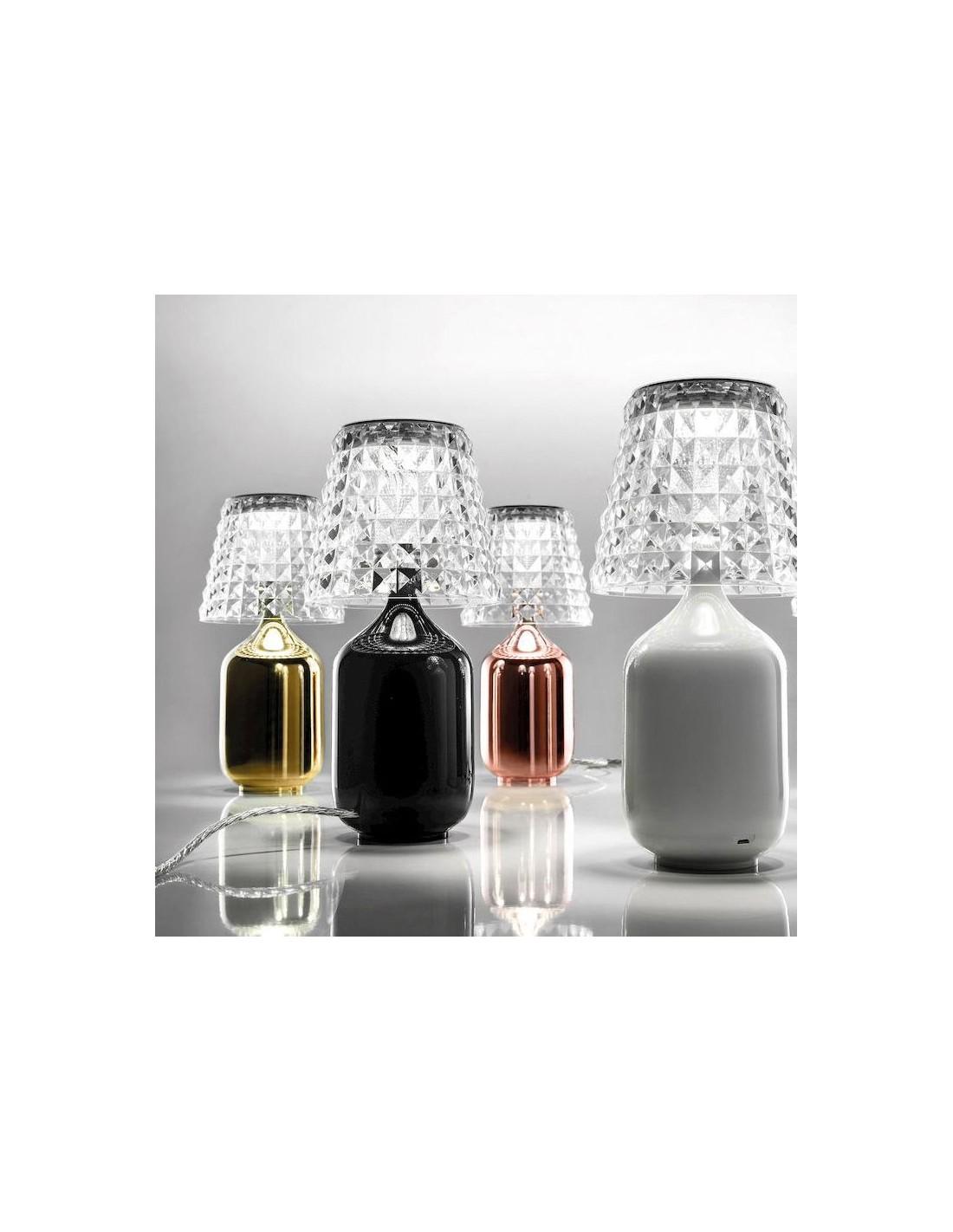 lampe poser valentina collection de studio italia design. Black Bedroom Furniture Sets. Home Design Ideas