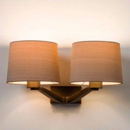 Applique Montclair Twin bronze