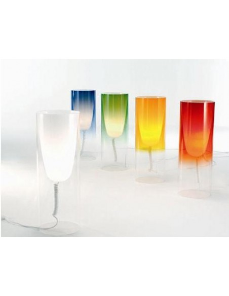 Lampe de table design Kartell collections des coloris - Valente Design