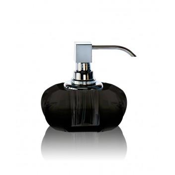 Distributeur de savon liquide Kristall finition chromée KR SSP