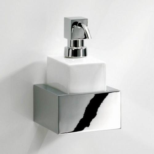 Verre pour distributeur de savon liquide mural BRICK BK WSP