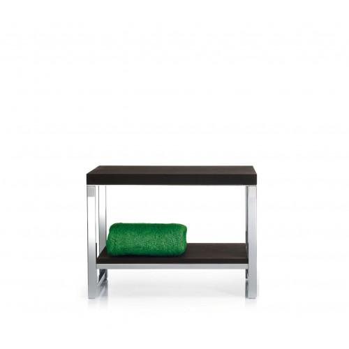 Tabouret, banc, siège de douche, pliable - Valente Design