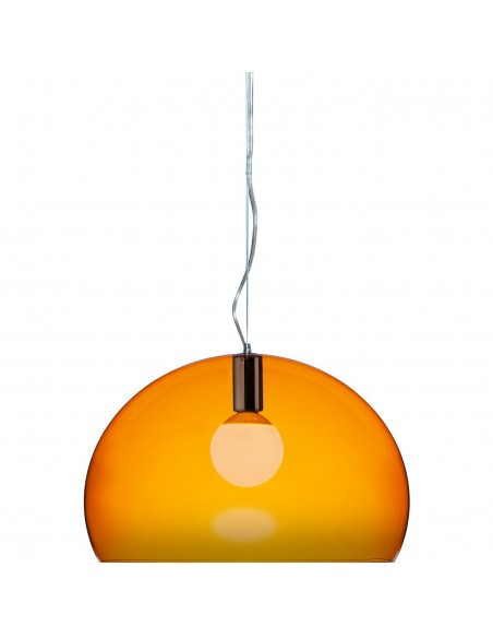 suspension Fl/y orange kartell - Valente Design