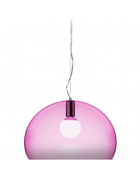 suspension Fl/y rouge cardinal kartell - Valente Design