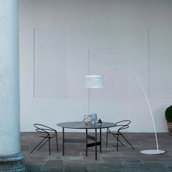 Lampadaire Twiggy Grid Terra - outdoor