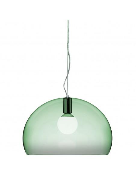 suspension Fl/y vert sauge kartell - Valente Design