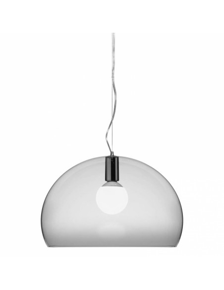 suspension Fl/y transparent kartell - Valente Design