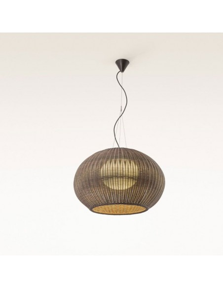 Mise en situation Suspension Garota A S 01 marron BOVER
