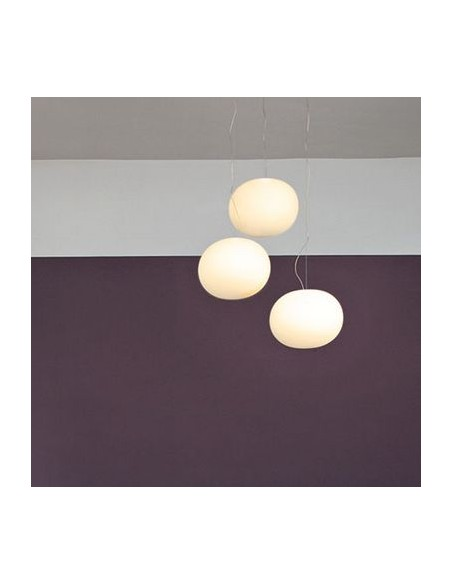 Suspension Glo-Ball S2 Flos mise en situation - Valente Design