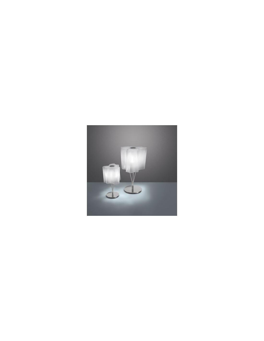 lampe de table logico blanc Artemide