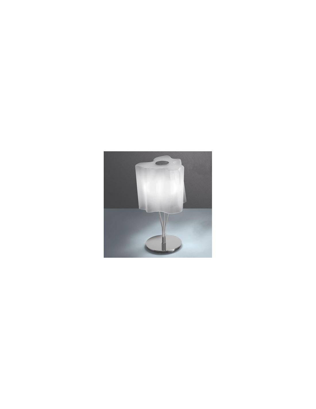 Lampe de table Logico Mini blanc Artemide - Valente Design