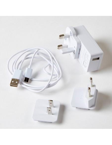 cable alimentation lampe de table BELLHOP gris  de FLOS
