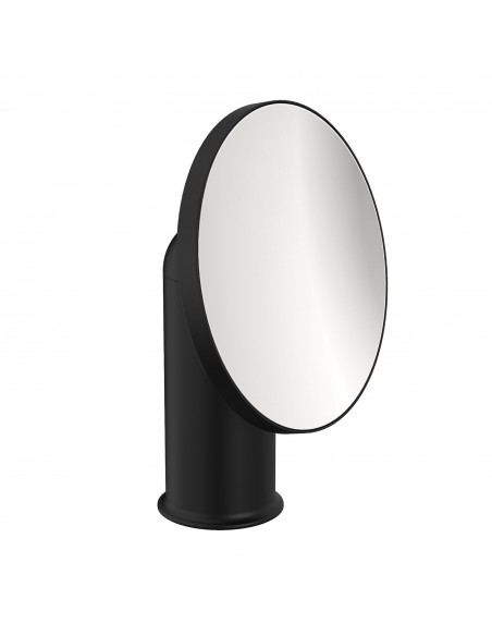 Miroir GEYSER version noir pour la marque COSMIC - Valente Design