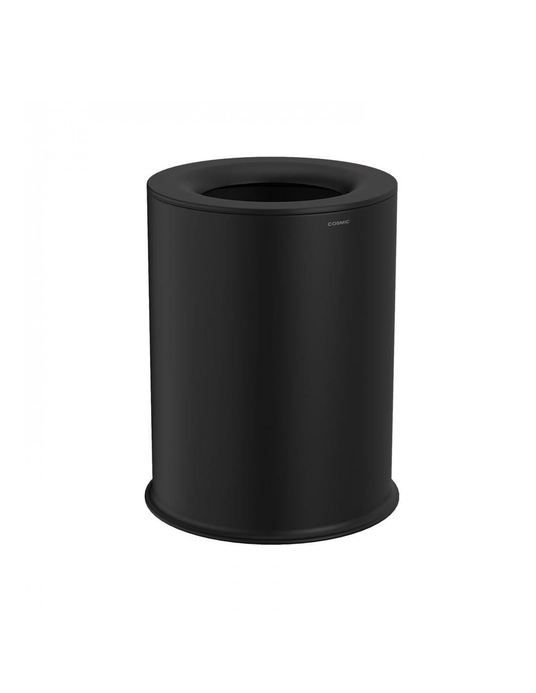 Poubelle 5 Litres noir GEYSER