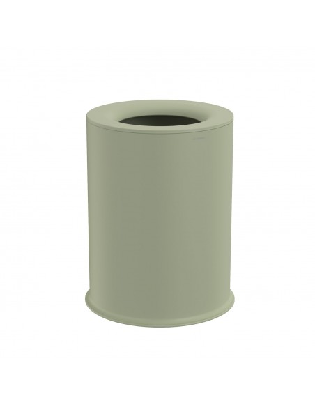 Poubelle 5 Litres vert sauge GEYSER