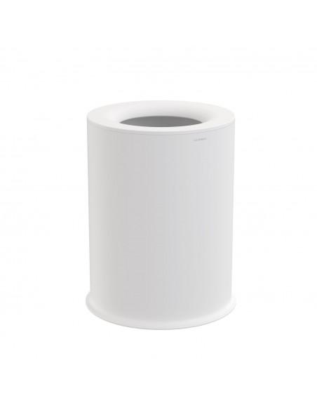 Poubelle 5 Litres blanc GEYSER