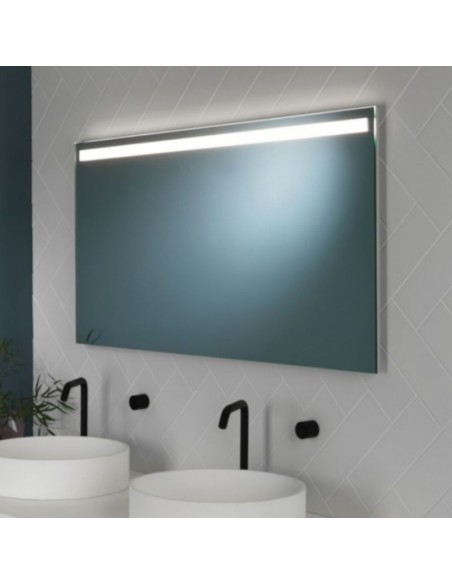 Miroir Avlon 1200 astro lighting vue d\'ensemble