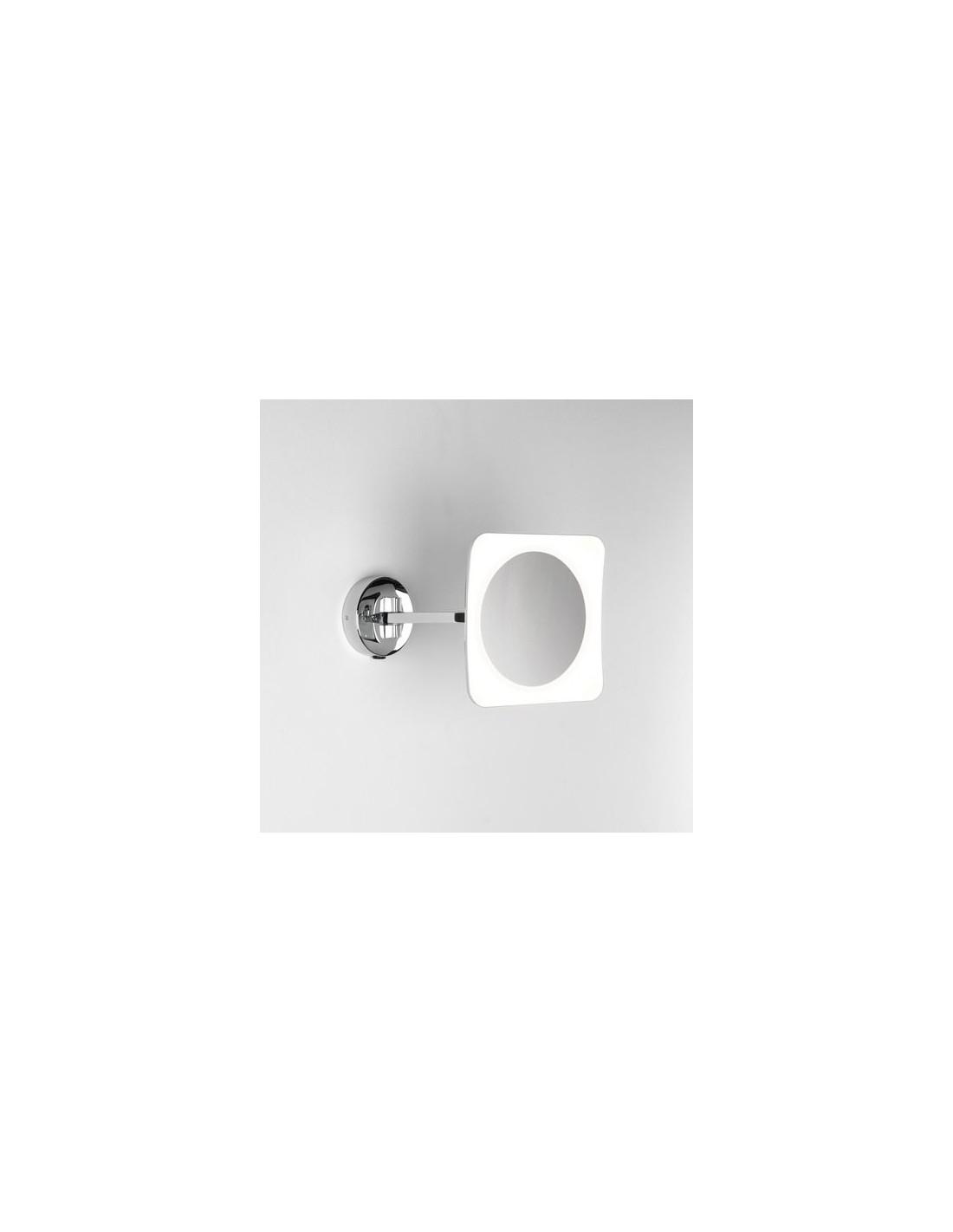 Miroir Mascali Square LED Astro Lighting - Valente Design