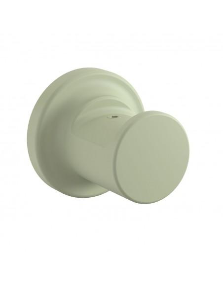 vue d\'ensemble patère verte sauge sans couvercle GEYSER pour COSMIC - Valente Design