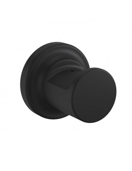 vue d'ensemble patère noire sans couvercle GEYSER  pour COSMIC - Valente Design