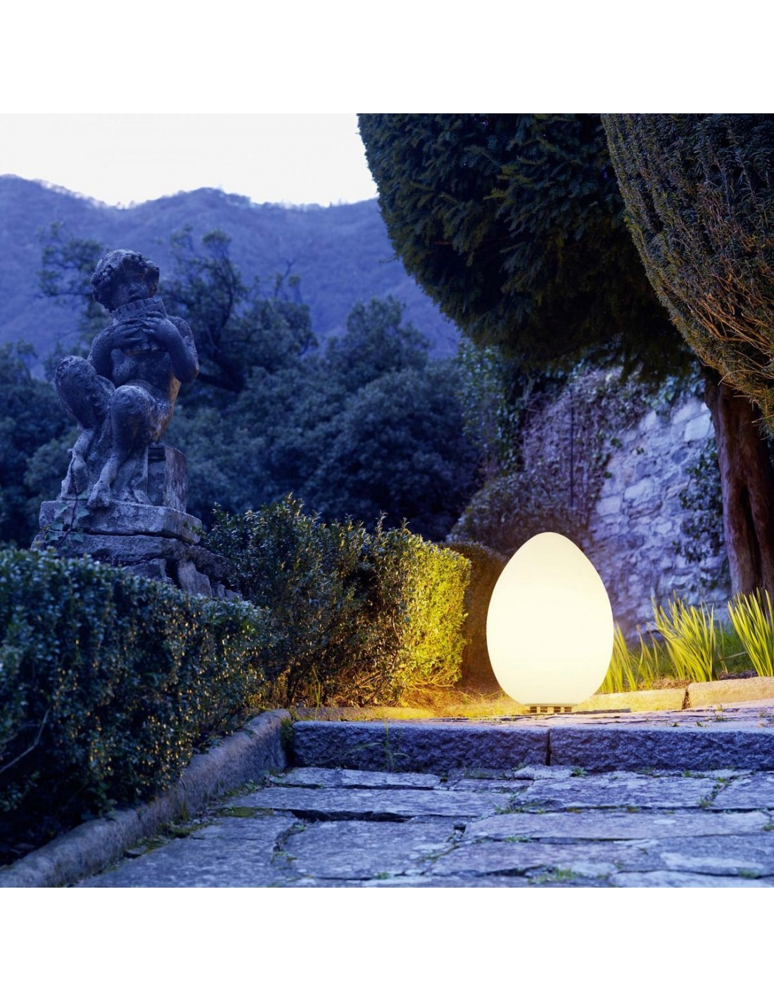 Lampe Uovo Outdoor