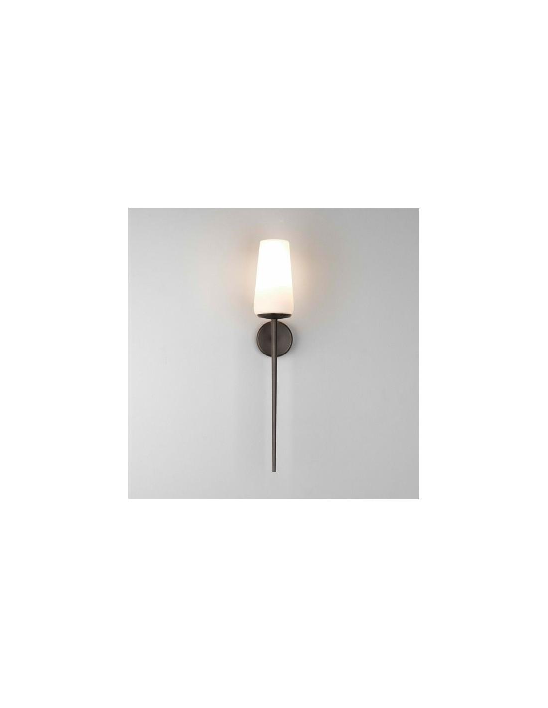 applique sdb deauville bronze de face astro lighting. Black Bedroom Furniture Sets. Home Design Ideas