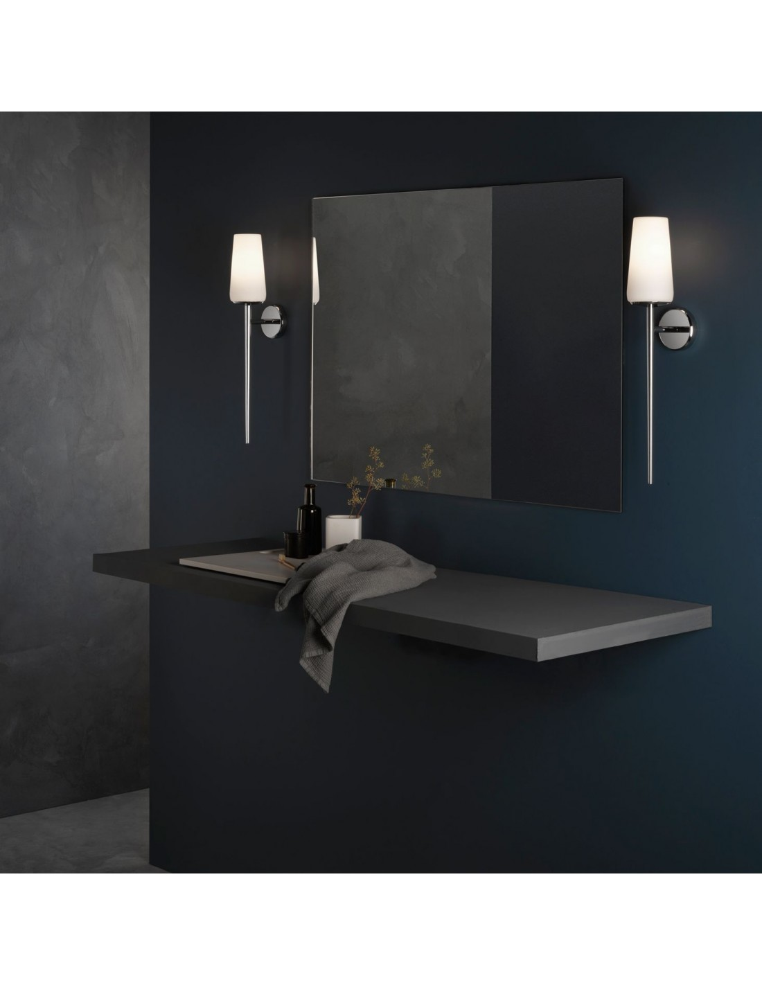 applique sdb deauville chrome dans sdb astro lighting. Black Bedroom Furniture Sets. Home Design Ideas