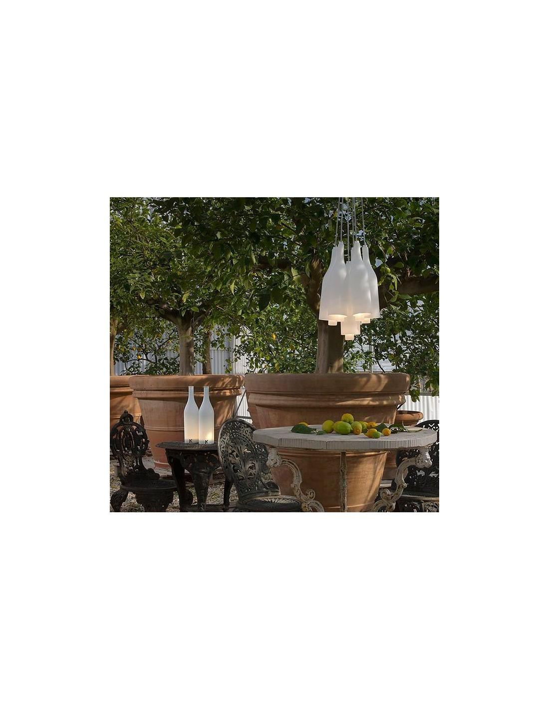 lampe poser sans fil bacco mise en sc ne ext rieure de. Black Bedroom Furniture Sets. Home Design Ideas