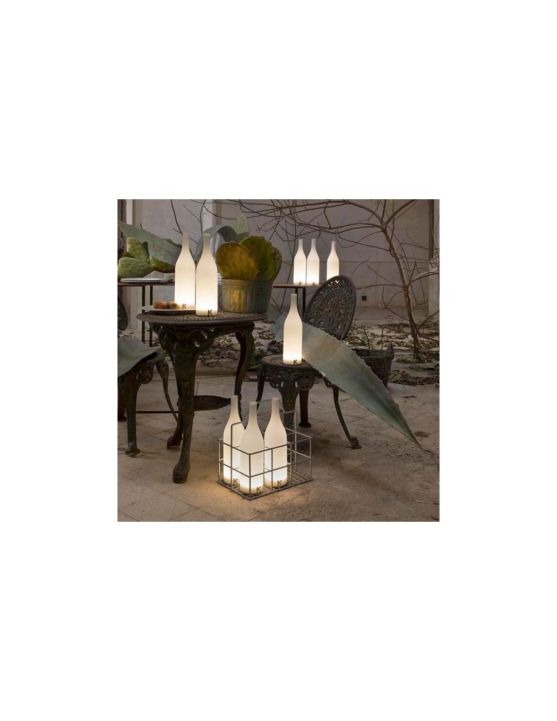 lampe poser sans fil bacco pr sentation show room de chez karman. Black Bedroom Furniture Sets. Home Design Ideas
