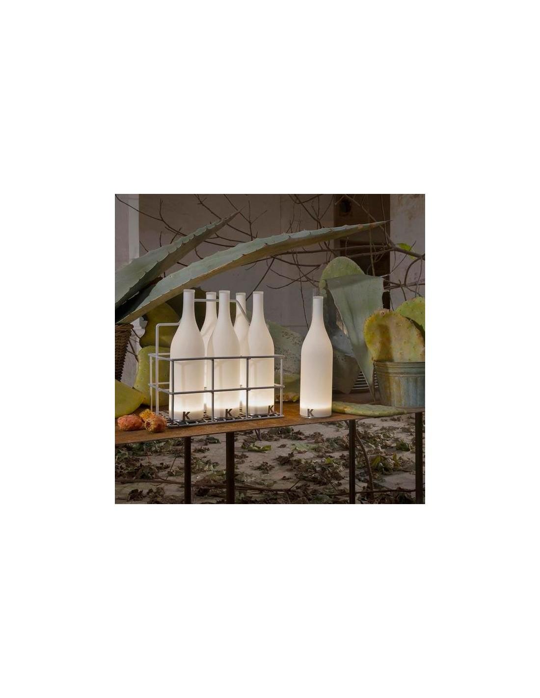 lampe poser sans fil bacco vue show room de chez karman. Black Bedroom Furniture Sets. Home Design Ideas