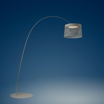 Lampadaire Twice as Twiggy Grid Terra - outdoor