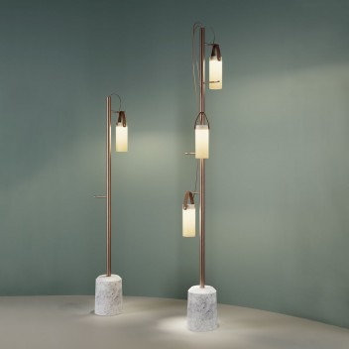 Lampadaire Galerie 3 LED