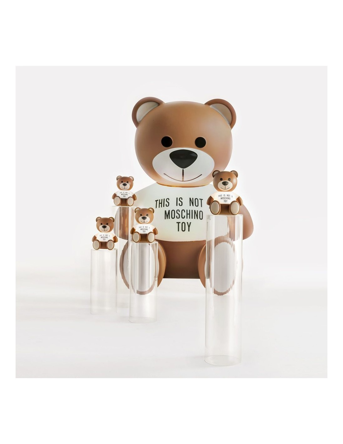 Lampe Toy Moschino de Kartell