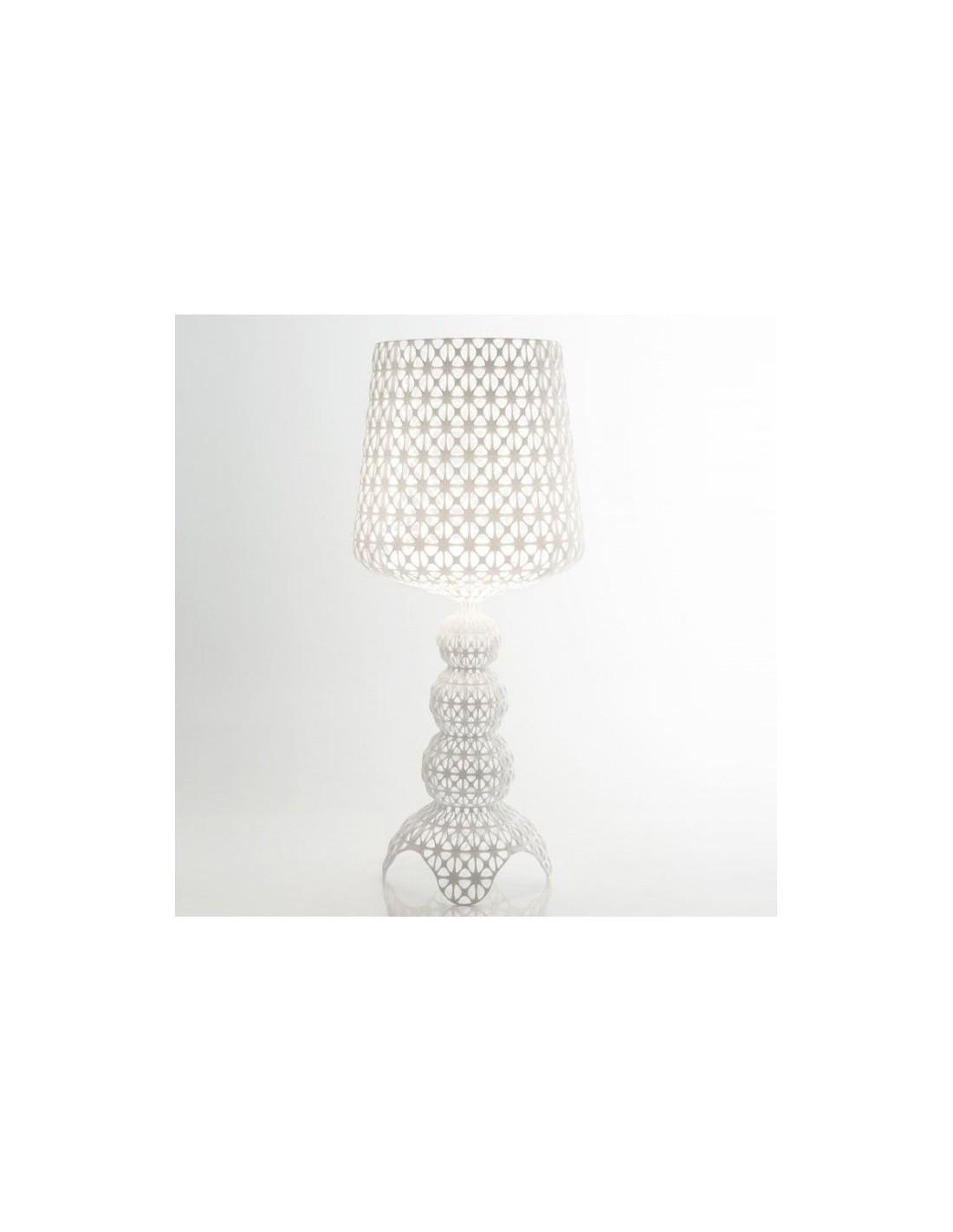 Lampe mini Kabuki noire Kartell - Valente Design