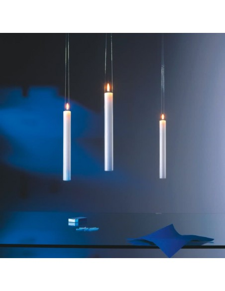 Suspension Fly Candle Fly! Ingo Maurer - Valente Design