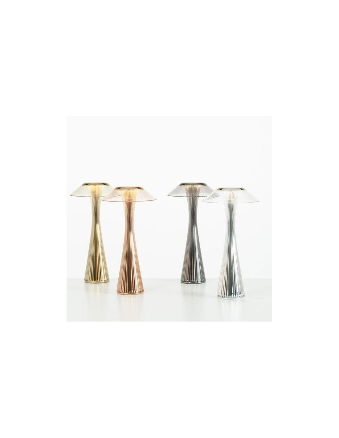 Lampes sans fil Space de kartell FAMILLE - Valente Design