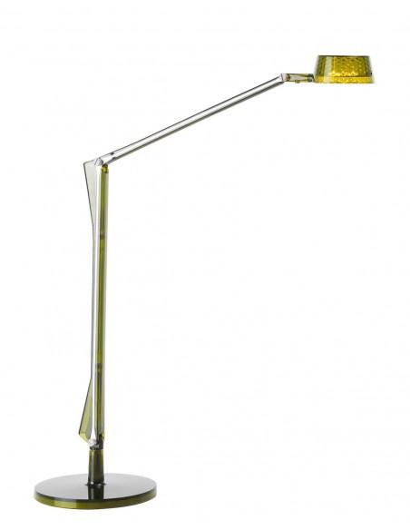 Lampe de bureau ALEDIN version verte