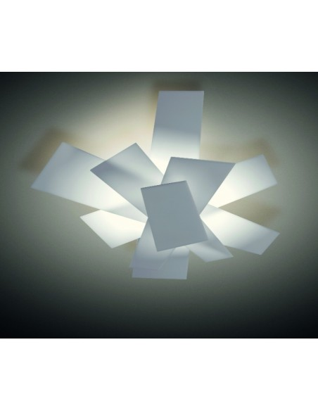 Big Bang foscarini blanc