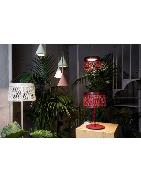 Lampadaire Twiggy Grid Lettura et lampe Twiggy Grid XL - Valente Design