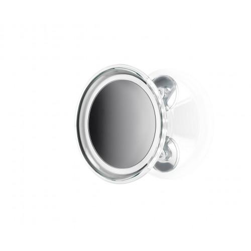 Miroir rond grossissant éclairant avec ventouses BS 18 TOUCH