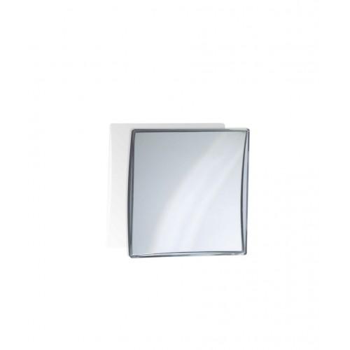 Miroir carré grossissant avec ventouse SPT 41