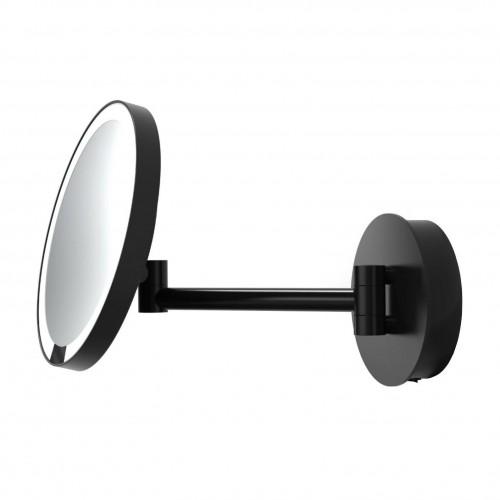 Miroir rond grossissant éclairant à suspendre motion sensor JUST LOOK WR