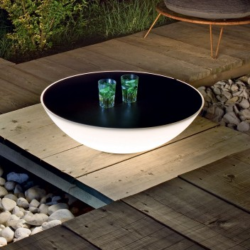 Table Basse Lumineuse Solar Outdoor