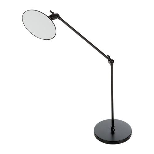 Miroir rond grossissant orientable sur pied SPT 70