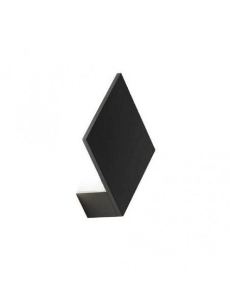 applique Puzzle single square noir - Studio Italia Design - Valente Design